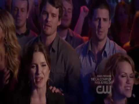 One Tree Hill series finale - Gavin DeGraw and OTH Cast are singing