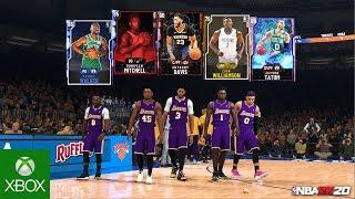 NBA 2K20: MyTEAM