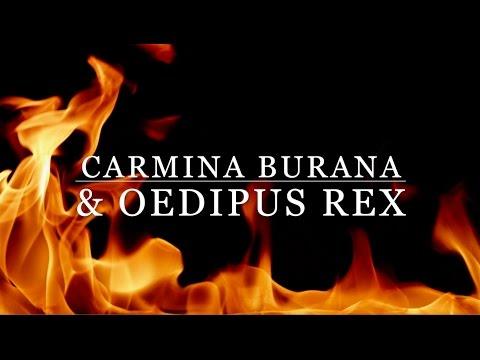 TWC Presents Carmina Burana and Oedipus Rex