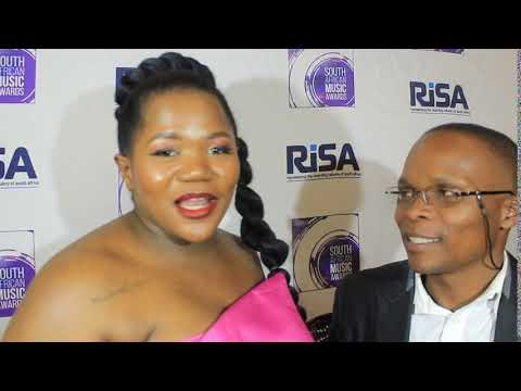 SAMA 24 Main Event, Sun City: 02 June 2018 South African Music Awards - With Busisiwe
