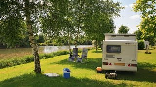Touring with the Caravan and Motorhome Club: La Plage Blanche