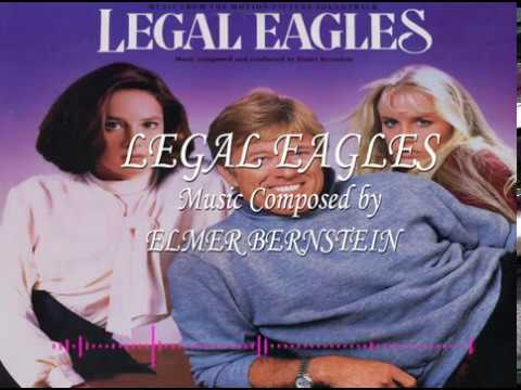 Elmer Bernstein-Legal Eagles Soundtrack