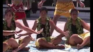 Niue Flag Raising 2010 Part 9: Performance