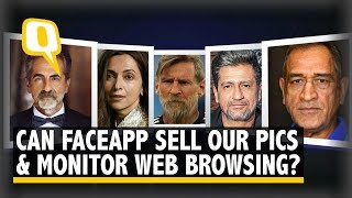 Is FaceApp Safe? A Privacy Check   The Quint