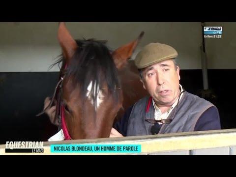 Equestrian Le Mag : Plein Zoom sur l'éthologue Nicolas Blondeau