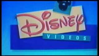 Le Bossu de Notre Dame (Début de VHS 1997)