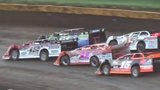 2016 Cedar Lake USA Nationals Intense B Main Highlights