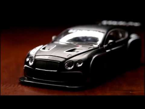 Petron Bentley GT3 Unboxing - MODEL CAR 1:24