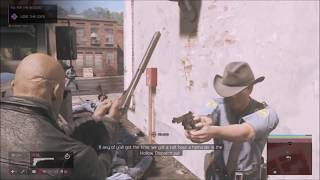 How to get Recruited to 5th SFG trophy in Mafia 3.........