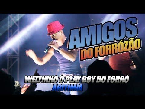 Aritimia   Weltinho O PlayBoy Do Forró