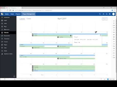 Microsoft Project Vs Zoho Project (Scope and Time Management
