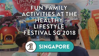 Looking to have some free, healthy fun in the coming weeks, mama? mark your calendars for lifestyle festival sg! we got a chance check out opening...