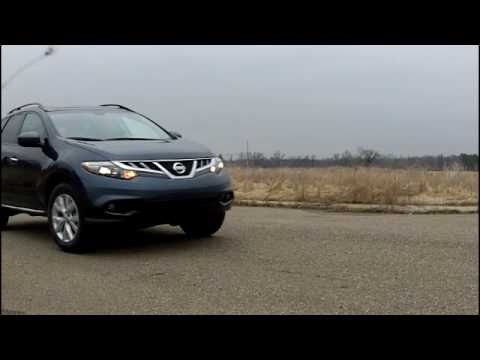 2011 Nissan Murano Review By Automotive Trends