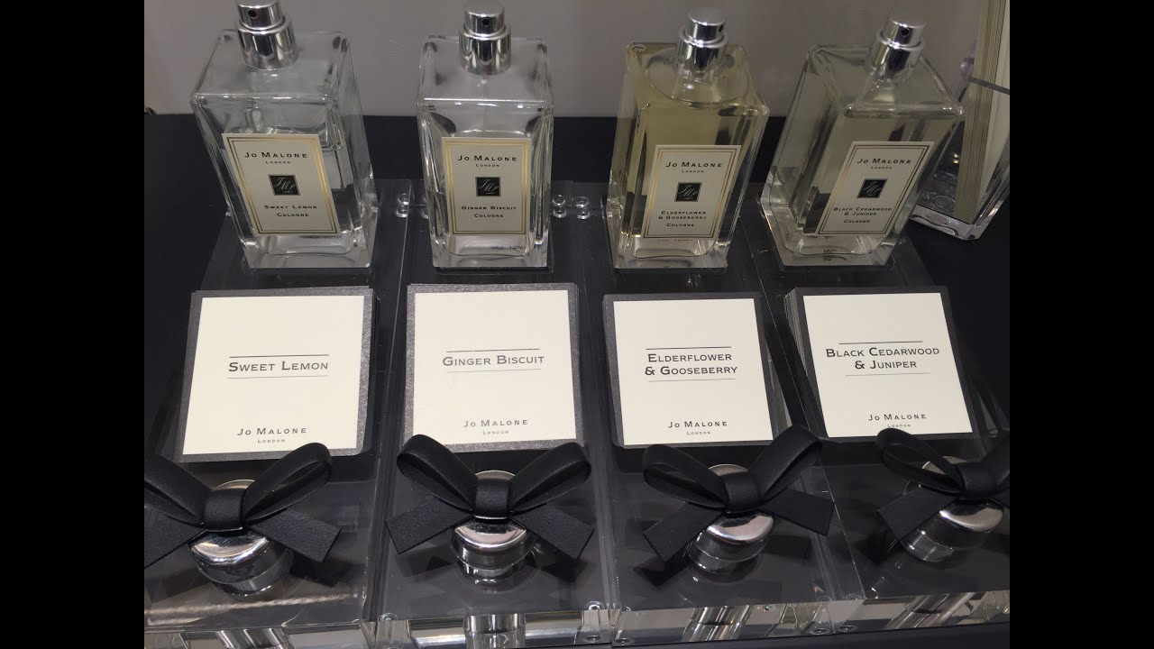 jo malone unboxing achieve collection youtube. Black Bedroom Furniture Sets. Home Design Ideas