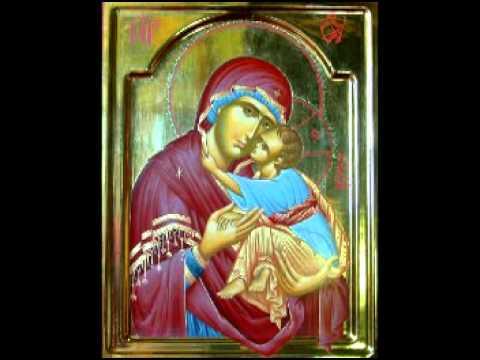 Molebni Kanon Presvetoj Bogorodici