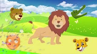 учить животных для малышей - животные для детей - видео развивающее #41