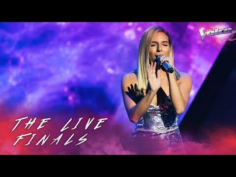 The Lives 2: Jacinta Gulisano sings For You | The Voice Australia 2018