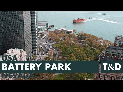 New York Guide: Walking in Battery Park - Travel & Discover