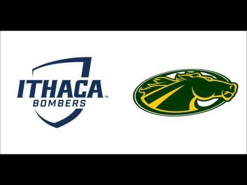 Ithaca Bombers Women's Lacrosse vs. Skidmore 2/25/17