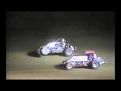 Tony Elliott / John Wolfe - Gas City Speedway (9-13-02)