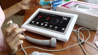 Ультразвуковой прибор для лица из Китая