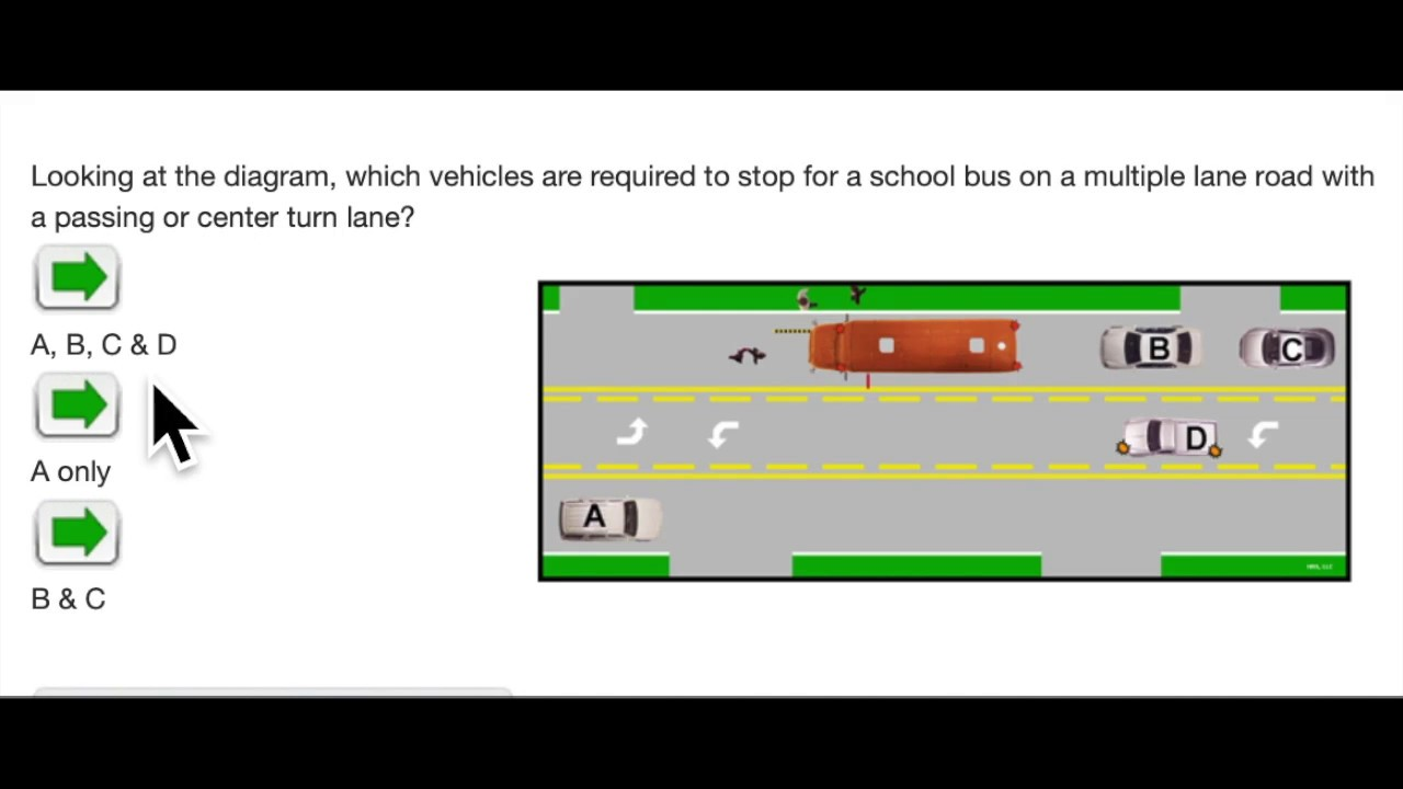 maryland drivers license practice test