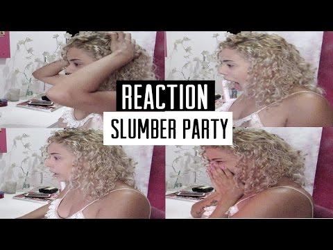 Britney Spears - Slumber Party Ft. Tinashe (Reaction) | Taci Zone #UniversoBritney