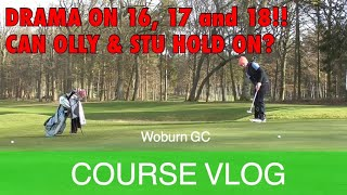 Woburn Golf Club - Course vlog - Marquess course - part 2