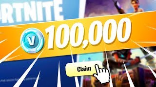 Win 100,000 FREE VBUCKS in New LTM! | Blitz Showdown Mode! ( Fortnite Gameplay )