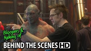 Guardians of the Galaxy (2014) Making of & Behind the Scenes (Part1/2)