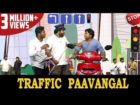 Traffic Paavangal | New Traffic Fines Troll | Parithabangal