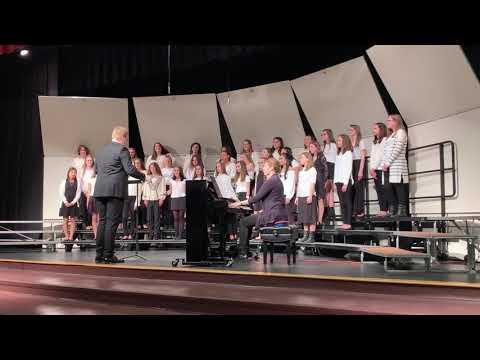: 04/09/19 Spring Concert at Harter Middle School, Part 1