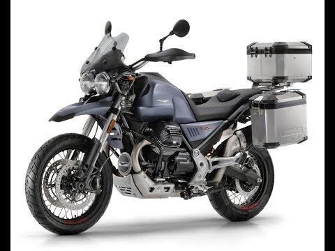 Moto Guzzi V TT  Sport Adventure