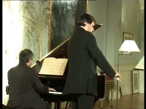 Franck: Violin Sonata in A Major - Part 4/4