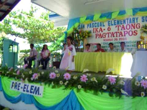 filipino speech for valedictorian Full text: valedictory address of pma class of 2017  with cadet first class rovi mairel v martinez of cabanatuan city as valedictorian  to the filipino.