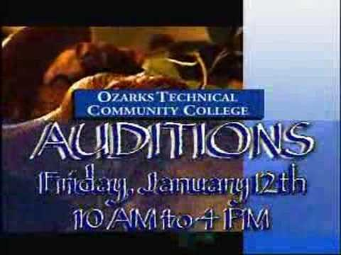 Survivor Tryouts at Ozarks Technical Community College