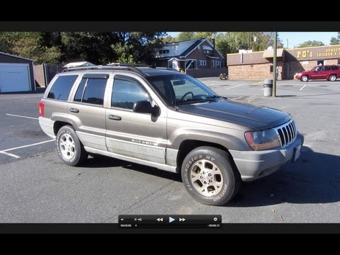Revisit the 2000 Jeep Grand Cherokee Repo After 3 Years Old School Saabkyle04 Tribute