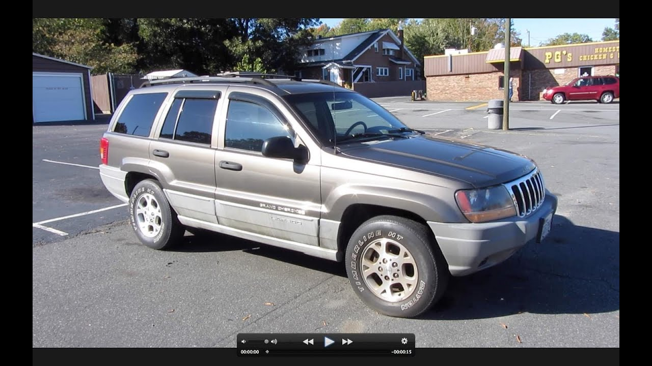 Jeep Grand Cherokee Old