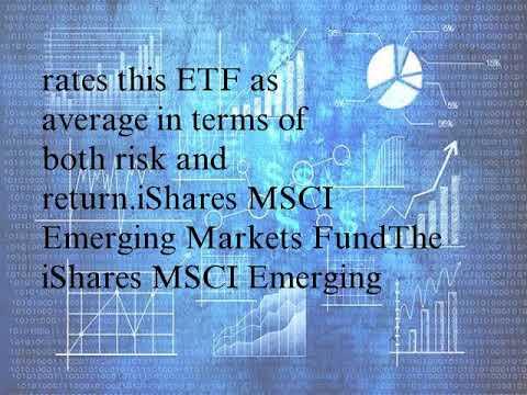 The 3 Largest Emerging Markets ETFs (VWO, EEM)