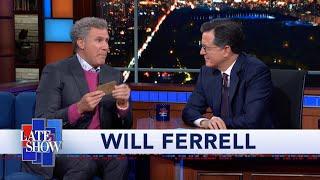 Will Ferrell Writes The Sweetest Valentine