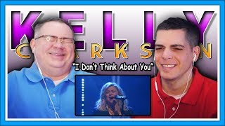 "Kelly Clarkson Reaction | ""I Don't Think About You"" Live!  w/ Rob Reactor Mp3"