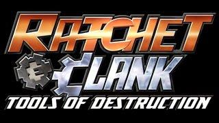 Ratchet and Clank Tools of Destruction The Movie (Alle Zwischensequenzen) German/Deutsch