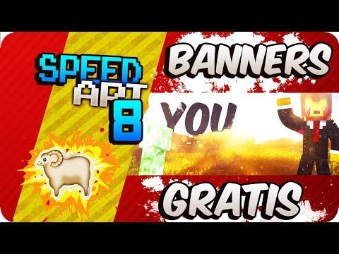 -=[speed art 8 ]=- HAGO BANNERS GRATIS PAPUHS :v