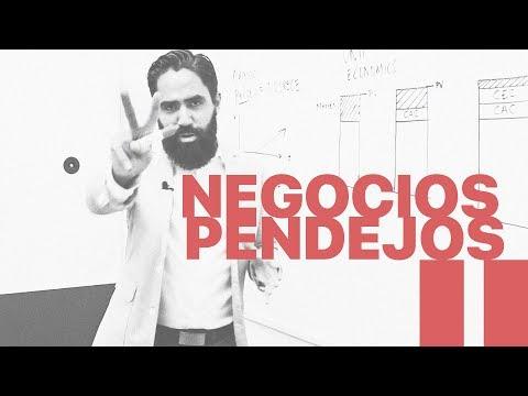 NEGOCIOS PENDEJOS II / Carlos Muñoz