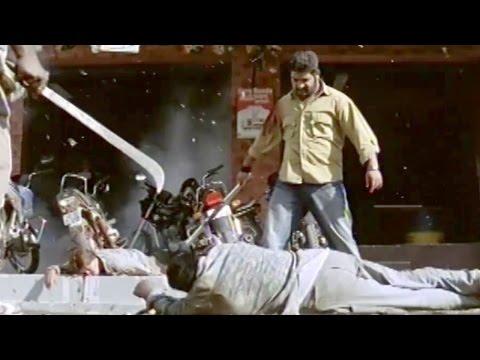Jr Ntr Supeb Action Scene From Ashok