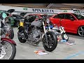 Yamaha XV750 Cafe Racer Walk Around