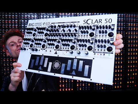 MEGADRONE That is commercially viable? :O The SOLAR 50 Synthesizer