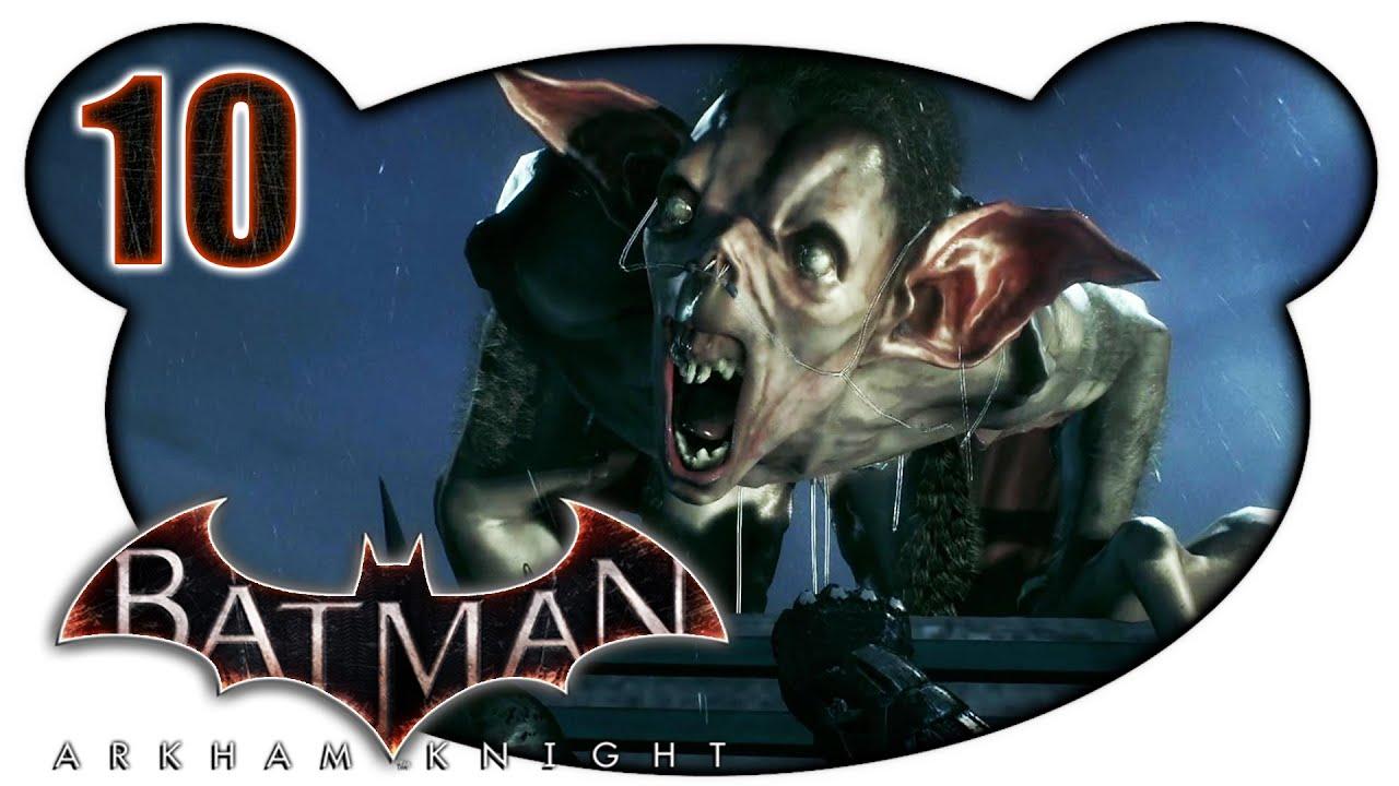 Batman Arkham Knight Kreatur Der Finsternis