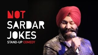 Not Sardar Jokes| Stand-Up Comedy by Vikramjit Singh Video