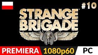 STRANGE BRIGADE PL z Arlinką ⛺️ LIVE ???? Taki inny Tomb Raider ;) - Na żywo